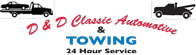D&D Automotive and Towing